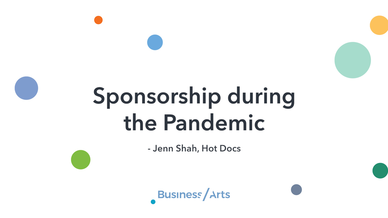 Sponsorship during the Pandemic