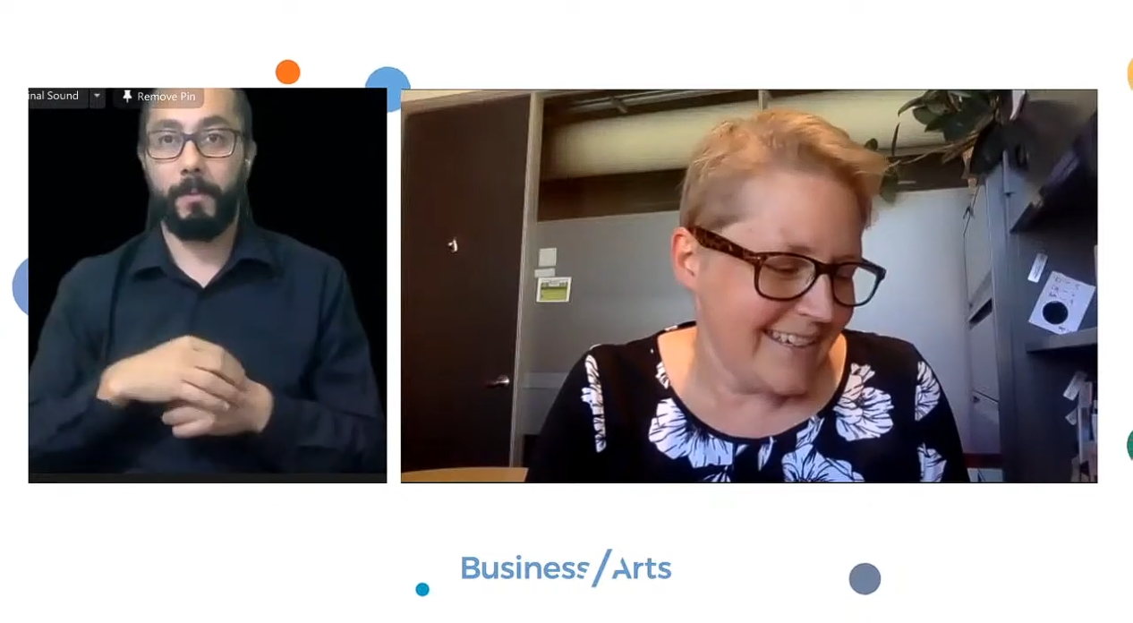 Are Canadians ready to return to the arts? (with ASL Interpretation)