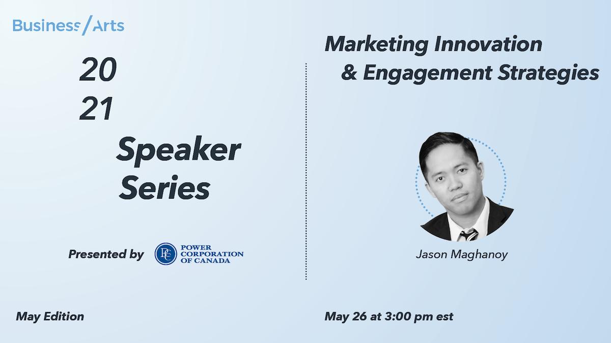 Marketing Innovation & Engagement Strategies